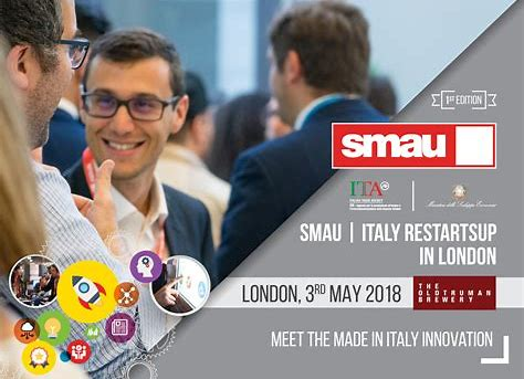 Smau Londra: cinque start up liguri presenti